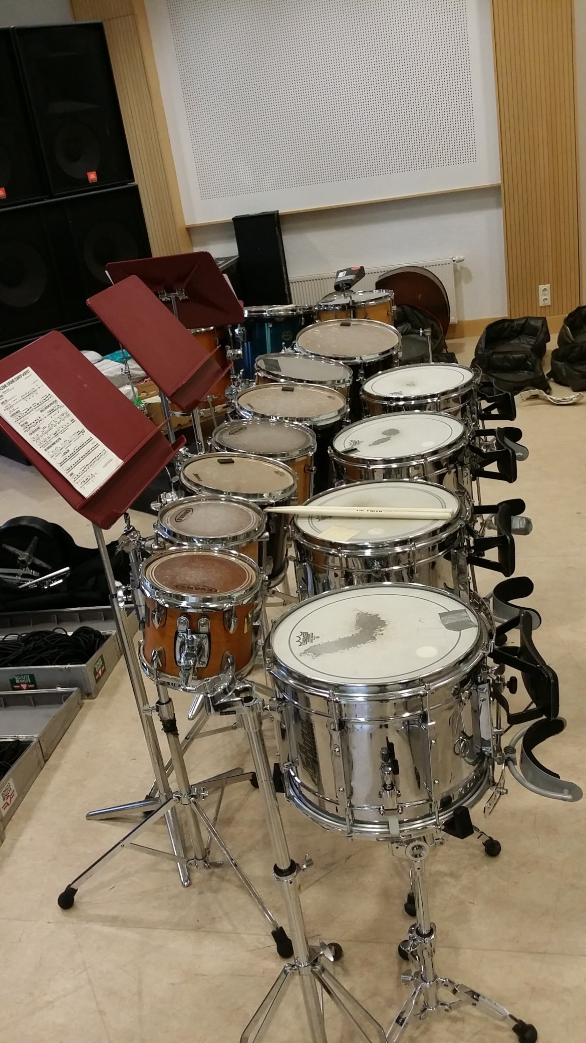 Proben-Equipment